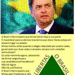 Espalhe esta mensagem para todos os mineiros. É inaceitável o que o estado está fazendo com Aécio Neves. http://t.co/zxRzGXQzQh