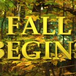 RT @JorgeTWeather: Its finally here! The autumnal equinox! http://t.co/0ZClwfcwKt
