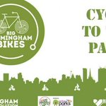 Join us for Birminghams 1st ever Cycle to the Park Day http://t.co/MS8Psx3vQO #cycling #ParkLives http://t.co/fGvjwc6pRX
