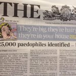 Hat-tip to this mornings Times for the most unfortunate headline combo of the year: http://t.co/8EP94Hv8VI