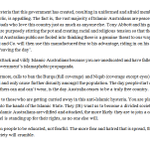 My thoughts on the hysteria that has been created over Islam in Australia #auspol http://t.co/JNHZgN7l0O