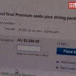 RT @9NewsMelb: Victorian Sports Minister @DDrumMP puts #AFLGF ticket scalpers on notice: http://t.co/r4WioOacdA #9News http://t.co/1b8kuGwRZV