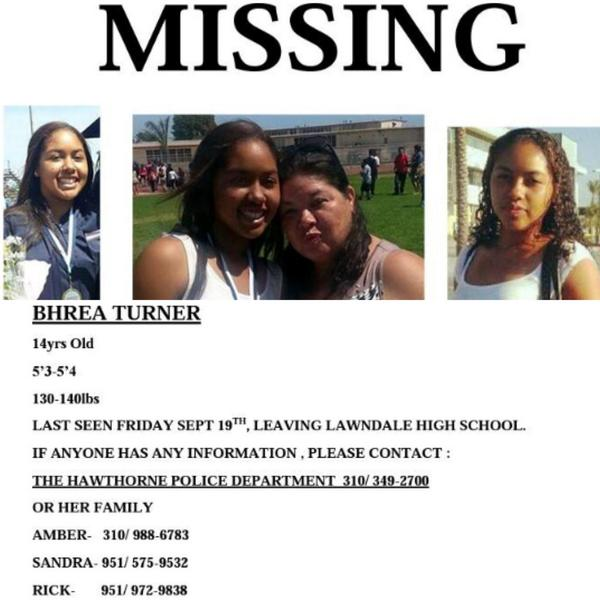 14 year old girl missing and needing the publics help! http://t.co/yohsv50qPe