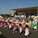 徳島の観光力、本気出してる。 #fctokyo http://t.co/znU2Yy6DuX
