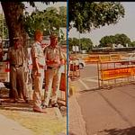 #Delhi: Security tightened around #TughlakRoad ahead of proposed #Mahapanchayat by Ajit Singh supporters http://t.co/4UHQH8ZBIt