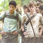 the two hottest guys in the maze runner http://t.co/f2w1DvGzM9