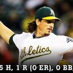 RT @MLB: The Shark bites again. @Athletics stay atop AL #WildCard: http://t.co/4OoxGhkQDl #SeptemberBaseball http://t.co/ruaRfQUIEe