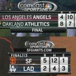 Like @E40 would say: Bay Areaaaaaaaaaaaaaaa #Athletics #SFGiants http://t.co/p8vLcMWGQg