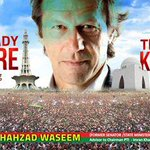 LAHORE GET READY ~ KARACHI THANK YOU ~ POWERFUL MESSAGE FROM IMRAN KHAN TO SHOW !!! http://t.co/WLFovIQif8""