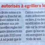 """RT @lucasgirardet: Si le """"tourner à droite au feu rouge pour les vélos"""" marche à Bâle, cela devrait aussi aller à Lausanne... #PROVELO http://t.co/CLnuY6CBCd"""