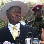 No Texas hotel will give #Uganda Pres Museveni a room because of his anti-gay legislation. http://t.co/oc7cbtJ2DR http://t.co/svoPYUYmSb