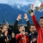 RT @remo_leupin: Der FC Vaduz in Basel – vom FCB wird nichts anderes als ein Sieg erwartet. http://t.co/UXegv86tqq http://t.co/7rCNDWYyeT