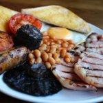 breakfast now being served, #nottingham #breakfast http://t.co/S3TVDqFcM5