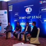 RT @GenesisBM: @Atularcher Technology head and Lead Step Up at GBM talks about effective communication for #startups #SMWMumbai http://t.co/vKNLk9UFbS
