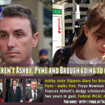 Why arent Ashby, Brought and Pyne going to gaol? Federal #ICAC now!!! #AusPol via @krONik http://t.co/5VYV1QXsAk