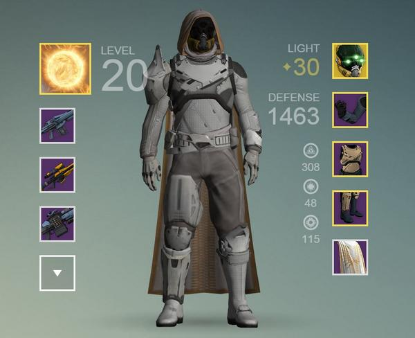 Destiny has its first level 30 character http://t.co/mGJ17W5SkI http://t.co/klMxOGFAlu