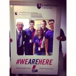 We are here and looking forward to meeting all the new Freshers today #WeAreHere http://t.co/5LamCRL5dJ