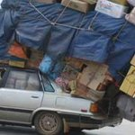 Car packed for uni #LSUFreshers14 http://t.co/iP8CGfLINy