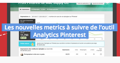 Qu'apporte le nouvel outil Analytics Pinterest aux marques ? http://t.co/KeGGNEDPIN via @Over_Graph http://t.co/9bpYOcO088