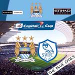RT @cfmcfc: THE BLUE CITIES collide.....Manchester & Sheffields best meet at the Etihad on Wednesday night..... #mcfc #swfc http://t.co/rpplnRybd5