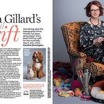 The media was so silly they even lost their minds on Julia #Gillard knitting. Knitting! (and she did finish the toy) http://t.co/GlaXvWqtjn