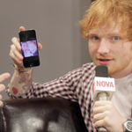 RT @nova969: Ok...that just happened! @EdSheeran and his mate text photos of them on the toilet...#EdSheeranAndSmallzy http://t.co/De9Wx8gMuD