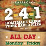 RT @ApproachNottm: @PanthersIHC fans were open for 2-4-1 Pizzas before your Champions League match..As well as 25% off drinks pregame http://t.co/30y8An6GTr