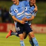 RT @FOXSportsNews: Two spectacular Chris Naumoff strikes help @SydneyFC defeat @SydUtd58FC 3-1 in front of 8,125 at Edensor Park #FFACup http://t.co/y6qhBir6uu