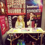 Come and say hi to the NTU Film Society at the Clifton Freshers Fair today and sign up to our student membership! http://t.co/kPCjFqYvhB