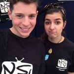 At the @nstvofficial stall!! @impactmagazine #competition http://t.co/u6h3ucGF9y