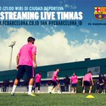 RT @FCBarcelona_es: Mañana, amistoso entre el Barça B y la selección sub-19 de Indonesia http://t.co/OoIZdSasZV http://t.co/nkqbj05wwE