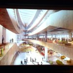 RT @dempsterCBC: A look at the atrium design for new $245 million library. Inspired by #yyc landscape and chinook arch. #cbc http://t.co/cj0dnPdGmn