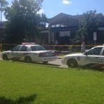Just arrived on scene at school stabbing. Student rushed to hospital after incident at North Albion Collegiate http://t.co/IHURE6Chmw
