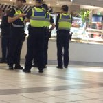 These PSOs have been circling Muslims at Flinders Street Station.. Fucking over this shit!!! http://t.co/rHH4OvxS8s