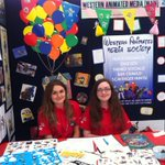 RT @OliviaDemnyk: @UoNFreshers come check out the Western Animated Media stall at freshers fair this afternoon!! http://t.co/Qk95mf1GO2