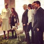 Launching @PCC_OBPC #CampaignForWool #pcc w/ @PINK_TARTAN @JoeFresh @HoltRenfrew #Canada #fashion #wool #sustainable http://t.co/oRjvUA6FPn