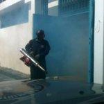 La Alcaldía de Mariño continúa con los operativos de fumigación en la ciudad! @alfreditodiaz @PC_Marino @Pusticcio http://t.co/zR90skyAfC