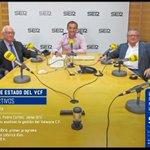 NUEVO ESPACIO EN SER DEPORTIVOS: CONSEJO DE ESTADO DEL VCF. Martes próximo 15.05 h inauguramos. http://t.co/O42REW60U5