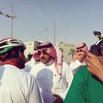 RT @emara_riyadh: أطلق الأمير تركي بن عبدالله بن عبدالعزيز أمير منطقة #الرياض قبل قليل إشارة بدء فعاليات مارثون #دراجتي #اليوم_الوطني http://t.co/PySwCXNckk