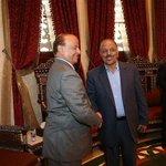 بعد سقوط #صنعاء ،هادي يتحدث عن مؤامرة كبيرة شاركت فيها قوى خارجية وداخلية http://t.co/NFTrafncdr #عاجل #اليمن #yemen http://t.co/yBchtdPvO5