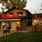 Calgary home transformed into Tim Hortons for a day: http://t.co/HrMcYMXH9v #YYC http://t.co/a102mQyoxh