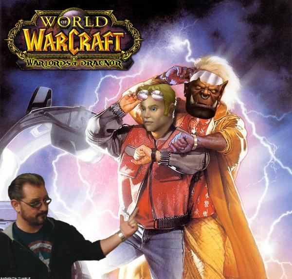 Metzen reveals the inspiration for WoD http://t.co/oWvwsRcTns