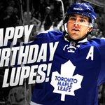 RT @MapleLeafs: Happy Birthday @JLupul! #TMLtalk http://t.co/VZtnfv8ipG