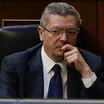 RT @abc_es: Gallardón anunciará su dimisión tras el portazo del Gobierno a la #LeyDelAborto http://t.co/FkTmNdUQtZ http://t.co/FVnjAsLmD2