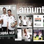 RT @valenciacf: La Revista AMUNT, ya a la venta en las Tiendas VCF Oficiales y quioscos http://t.co/YpHSWy3V50 http://t.co/IUwRmg36TM