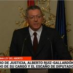 RT @rtve: #Gallardón dimite como ministro de Justicia, y renuncia a su escaño en el Congreso y al comité ejecutivo del PP. http://t.co/FdKJtecqdd
