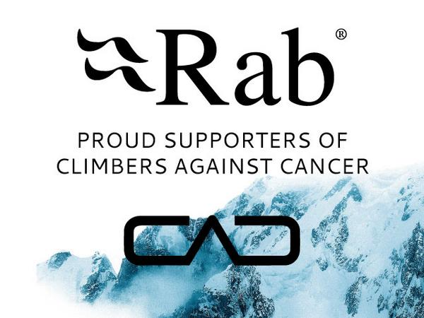 We're pleased to announce that we're now an official partner of Climbers Against Cancer! @climbersagainst http://t.co/rUYEdyTP2n