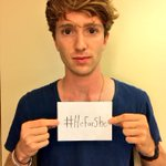 RT @lukenewberry: Brilliantly said @EmWatson #Freedom #HeForShe http://t.co/TtNBRHLhGm