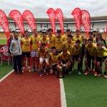 Un clásico de la Copa Coca Cola, Instituto José Peña TRICAMPEON de la región Córdoba!! @CocaColaAr http://t.co/ShuhubmL2Y