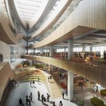 Gallery: New images of Calgarys Central Public Library project: http://t.co/a2xrcJewVE #yyc #yyccc http://t.co/03QR7JWhRF